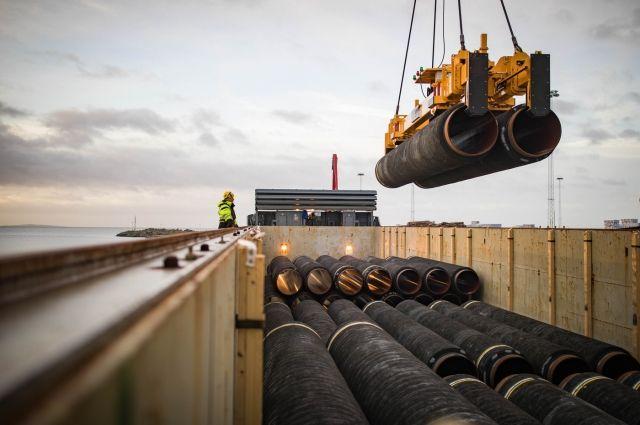 США намерены наращивать санкции против Северного потока  2