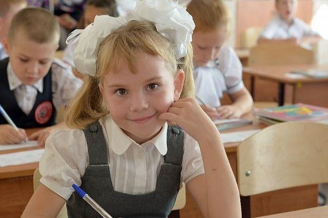 В школах Оренбурга началась четвертая четверть.