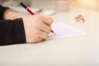 Вместо экзаменов по выбору нужно написать одну контрольную.