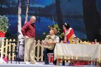 «Дачный роман» открыл юбилейный, 85-й сезон театра музыкальной комедии.