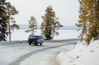 Общая протяженность всех зимников региона — более двух тысяч км