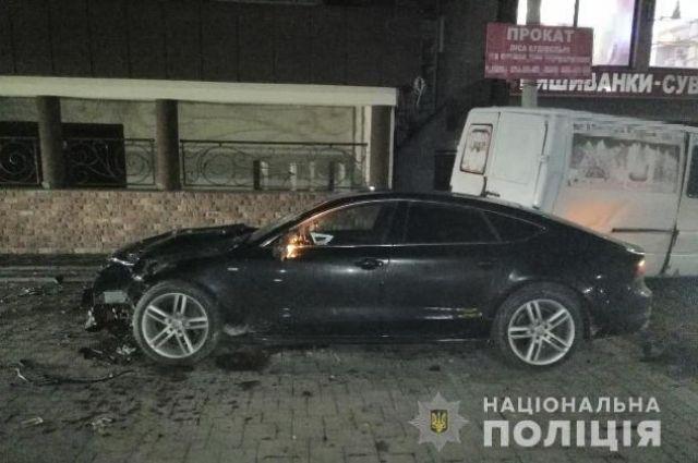 В Закарпатской области под колесами авто погибла 42-летняя женщина.