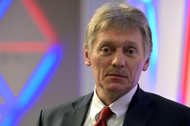 Песков заявил об отсутствии прогресса в реализации Минских соглашений
