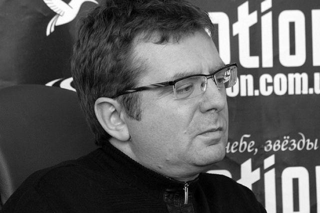 Умер знаменитый украинский продюсер Александр Серый