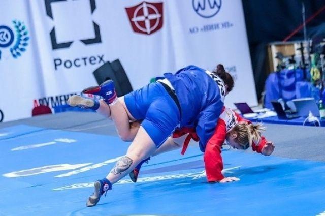 Красноярка вошла в состав сборной Росси.