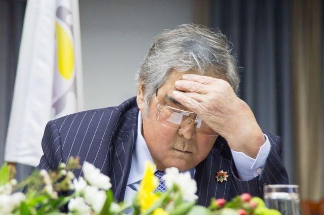 Аман Тулеев считает, что громкий юбилей - всего лишь повод для выделения больших сумм денег из федерального бюджета.
