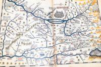 В ремезовских картах, нарисованных от руки, впервые встречается упоминание о Кузнецке.