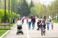 К благоустройству общественного пространства приступят с приходом тепла.
