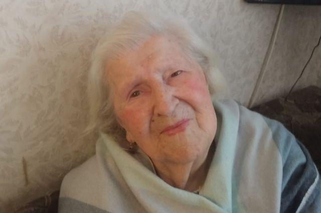 Жительнице Казани Клавдии Николаевне Диженковой 30 марта исполнилось 95 лет. Она всю жизнь проработала на пороховом заводе.