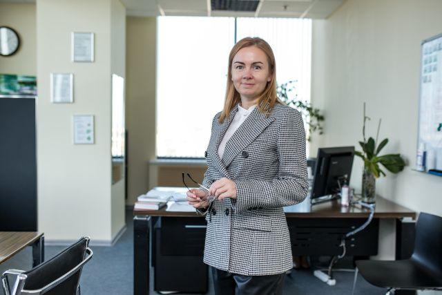 Наталья Демина, заместитель Управляющего Головным отделением по Воронежской области ПАО Сбербанк