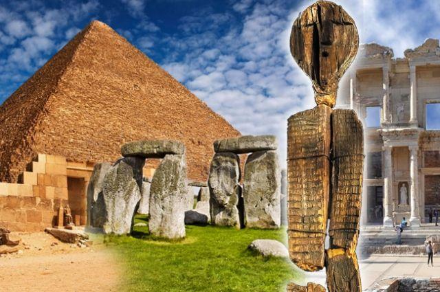 12 тыс. лет исполнилось Шигирскому идолу, найденному на Урале