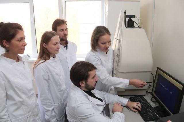 Новейшая лаборатория молекулярно-генетических исследований более чем в два раза сокращает сроки селекционного процесса.