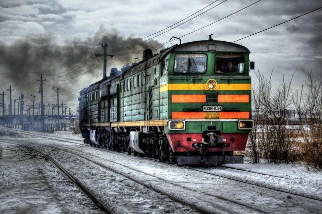 Будьте внимательнее, переходя железную дорогу!