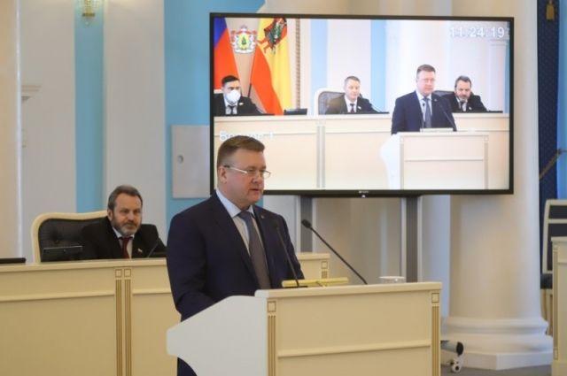 Николай Любимов: «Всё, что происходит в регионе – это зона моей ответственности перед главой государства и перед избирателями, которые меня поддержали».