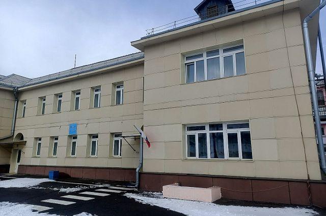 Здание было построено в 1960 году.