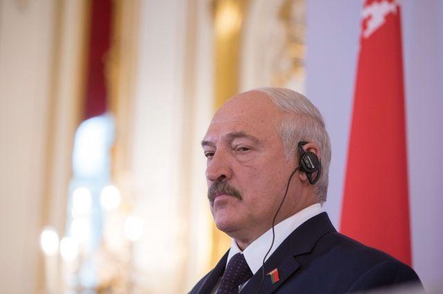 Лукашенко ввел против Евросоюза ответные санкции