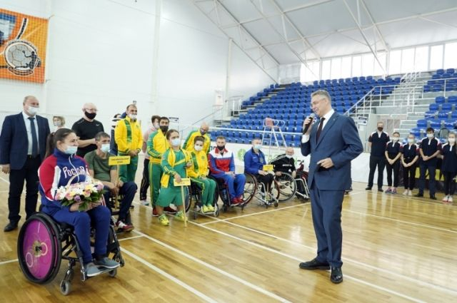 В конце 2020 года Ставрополье принимало чемпионат России по парабадминтону.