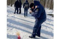 На месте происшествия обнаружили следы и изъяли значимые для расследования улики.