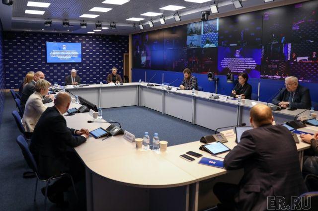 После голосования списки кандидатов «Единой России» утвердит Съезд.