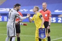Сборная Украины по футболу успешно стартовала в отборе к Мундиалю-2022