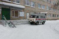 Тяжёлый несчастный случай произошёл 2 февраля 2021 года в неврологическом отделении ГБУЗ РК «Ухтинская городская больница №1».