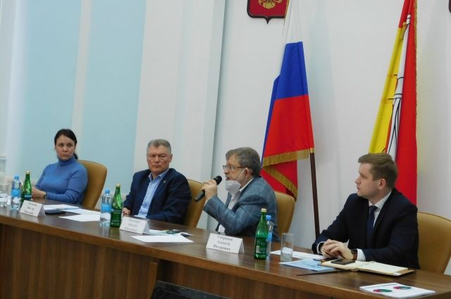 В рамках круглого стола обсуждалось развитие племенного животноводства в Воронежской области.