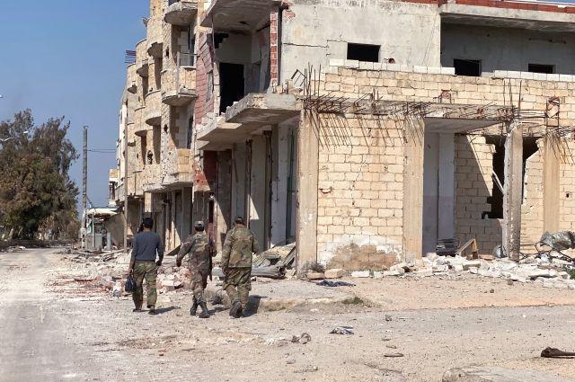 МИД Сирии обвинил США и ЕС в дестабилизации ситуации в стране