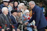 Непосредственных участников сражений в годы Великой Отечественной войны осталось в крае чуть больше четырёхсот.