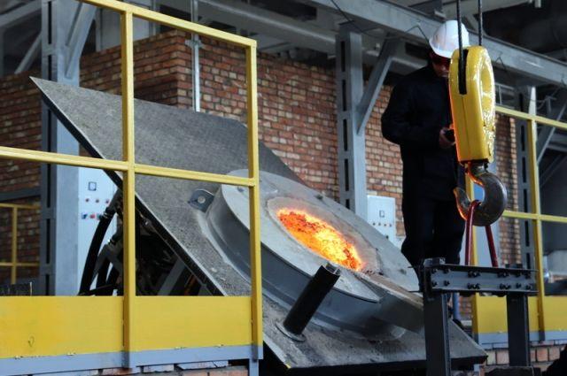 Объем промышленного производства столицы за год вырос на 11,3%