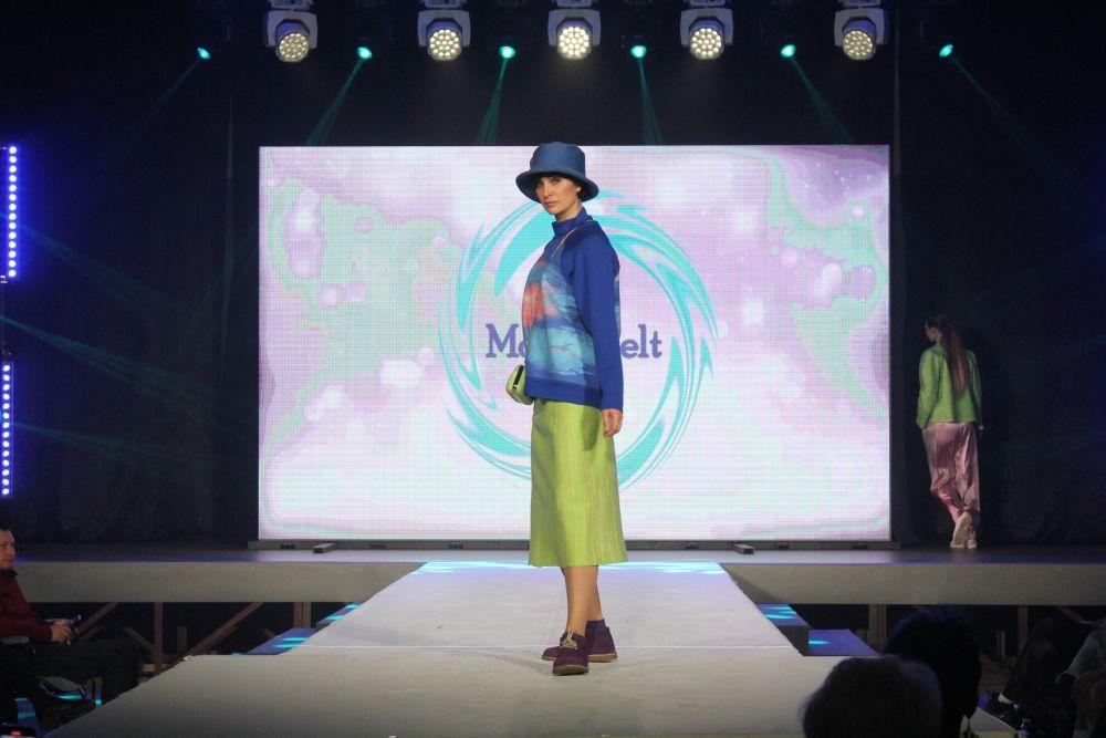 Коллекция «ModerFelt» обладательницы Гран-при Нины Коноваловой