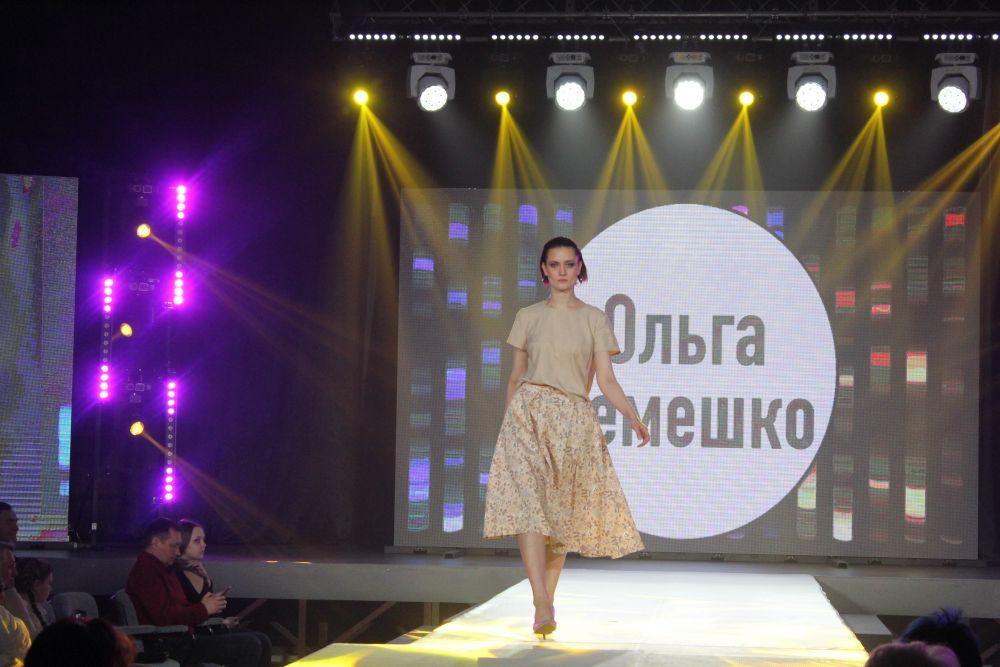 Коллекция дизайнера Ольги Семешко