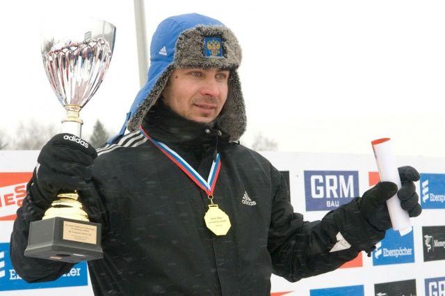 Заслуженный мастер спорта РФ приступил к выполнению своих обязанностей с апреля.