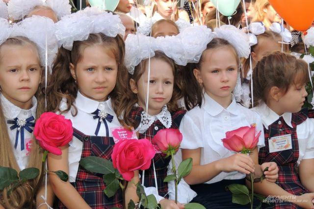 В Красноярском крае стартовал прием детей в первый класс.
