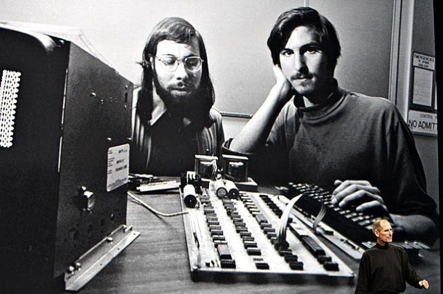 C тем, кто основал Apple. Герман Греф пообщается со Стивом Возняком