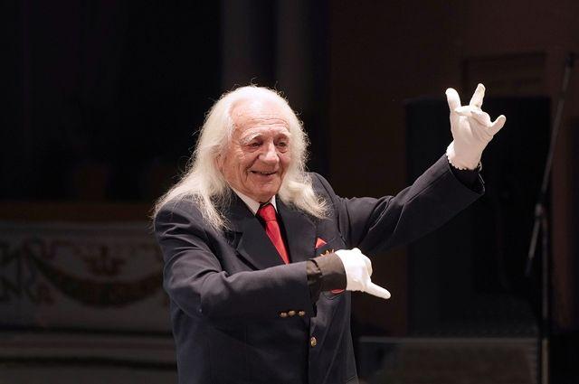 Главный дирижер духового оркестра удостоен высокой награды