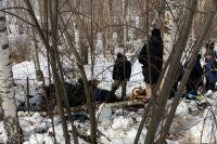 Волонтёры и полиция до сих пор ищут место захоронения малышки.