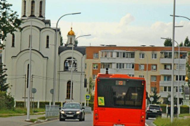 В Чкаловске меняется схема движения автобусов
