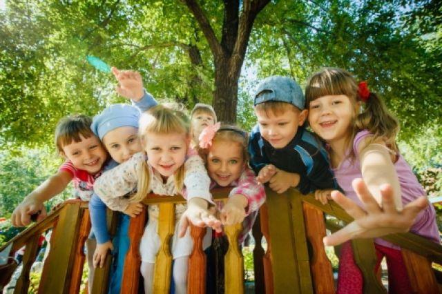 Ежегодно в лагере оздоравливаются более 400 детей