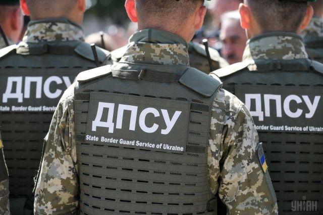 Украинские пограничники проведут совместные учения с военными Великобритании