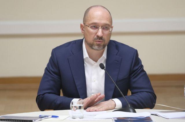 Шмыгаль: украинский экспорт за первый квартал вырос на 12 процентов