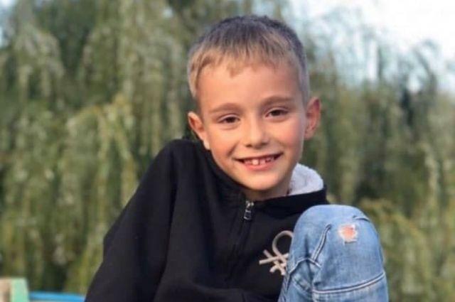 Родители и близкие просят о помощи на лечение Саше Ясинскому