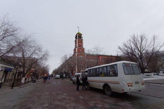 Идет переселение жильцов дома №27 по улице Советской в областном центре.