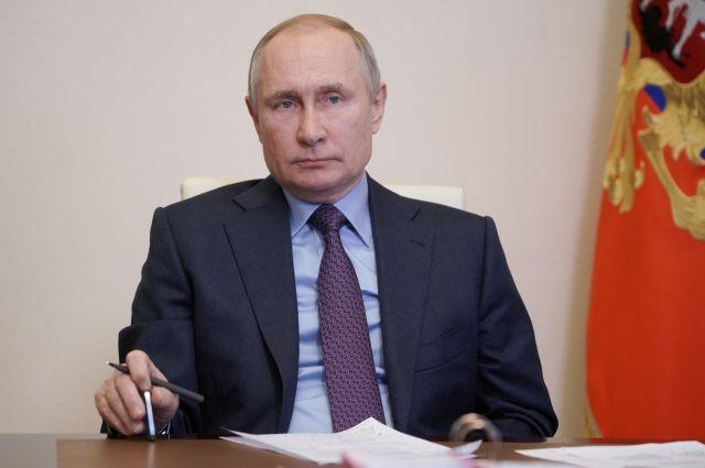 Путин на совещании заслушает отчет по выполнению послания 2020 года