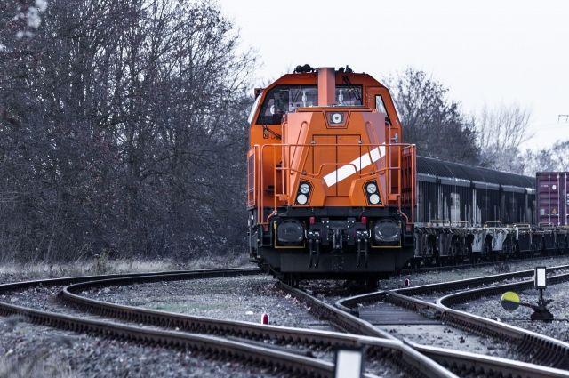 На движение пассажирских поездов авария не повлияла.