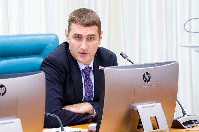Мэр Корсакова Александр Ивашов