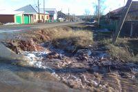 Наибольшая угроза подтопления населенных пунктов отмечается в южных районах края.