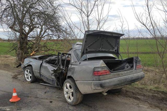 В Озерском районе произошло ДТП с двумя погибшими