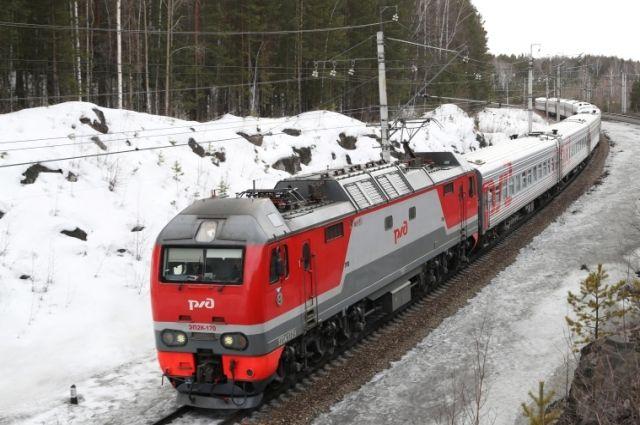 Поезд Калининград-Санкт-Петербург теперь ходит чаще