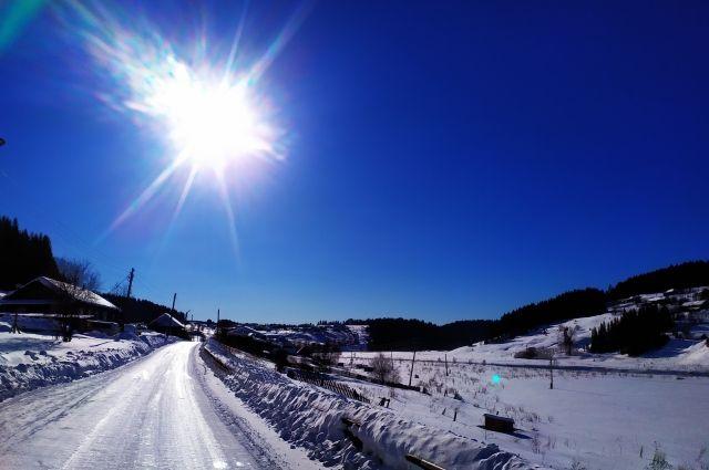 В Удмуртии потеплеет до +11°С