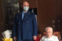 Состояние ветерана удовлетворительное, госпитализация ему не потребовалась.